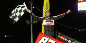 Reutzel Vies for Sprint Car World Championship after Pair of All Star Triumphs