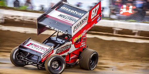 All Star Double this Weekend for Reutzel after Setting a New Track Record!