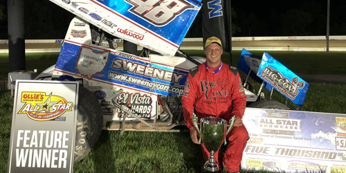 Dietrich Downs All Stars at Weedsport