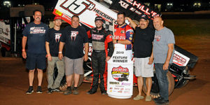 Son of Sam Sr. Tops ASCS Speedweek Round at Lawton