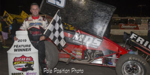 Rilat at the Line as ASCS Speedweek Lifts Off