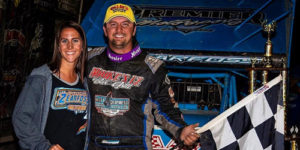 Zearfoss Scores First All Star Win