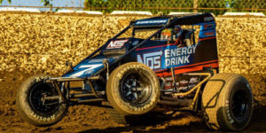 Courtney Rebounds to Top ISW Night Two at Plymouth