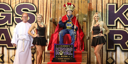All Hail King Brad XXXVI!
