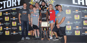 McFadden Fastest on Knoxville 360 Nationals Friday Night