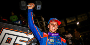 Sheldon Haudenschild Unstoppable in Ironman 55