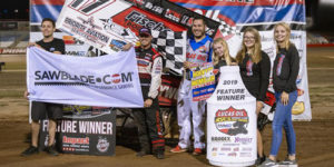 Baughman-Reutzel Motorsports Strikes for Two Friday Night Wins!