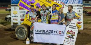 Hahn Wins Hockett/McMillin Opener