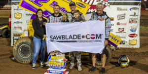 Hahn Wins Hockett/McMillin Memorial
