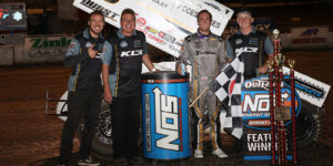 Macedo Takes Outlaw Honors at Jacksonville