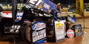 Montieth Masters Lincoln Speedway for $20K in Dirt Classic