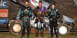 NSW Champ Robbie Farr Stops Sweet at Sydney