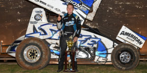 Sweet Battles to Second Straight Sydney Speedweek Win
