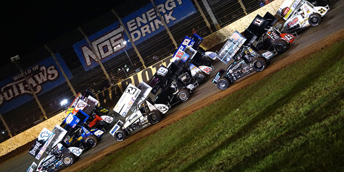 World of Outlaws Release 2020 Slate