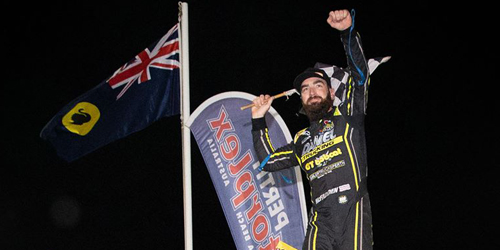 McFadden Denies Eliason Sweep in WSS Finals at Perth – Takes Championship as Well