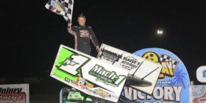 Mark Smith Scores in King of 360s Opener