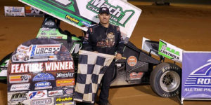 Mark Smith Gets another One – Tops USCS in Alabama