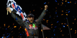 Schatz Strikes Late to win WoO Opener at Volusia
