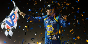 Sweet Leads Saturday Night Kasey Kahne Racing Sweep at Volusia