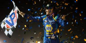 Sweet Leads Saturday Night Kasey Kahne Racing Sweep at Volusia
