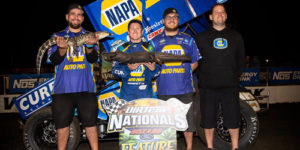 Schuchart Wins DIRTcar Nationals Finale – Big Cat Gets the Big Gator
