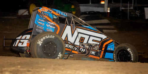 Windom Sets the Standard in Winter Dirt Games Practice