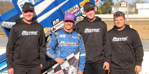 Eliason Elbows Up in Port Royal Opener