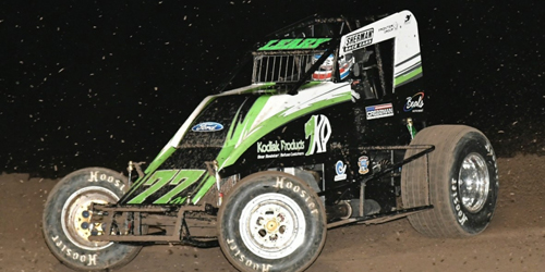 Leary Lands USAC Southwest Win at Canyon