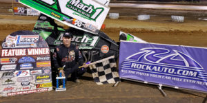 Mark Smith Back in USCS Victory Lane in Louisiana