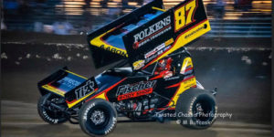 Reutzel Ready for Saturday's Open Wheel Nationals