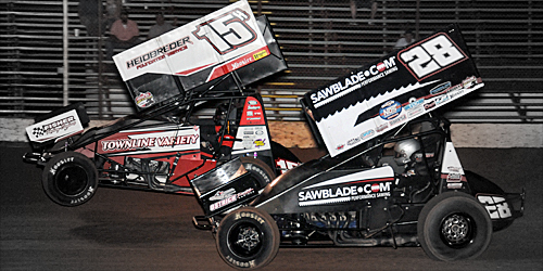 Stout Field Assembled for West Texas Crude Nationals