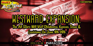 All Stars Headed West – Oklahoma, Kansas, Texas and Louisiana Stops in June
