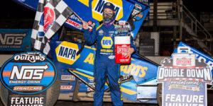 Sweet Fends Off Larson at Pevely
