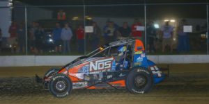 Grant Back in Victory Lane in USAC Return at West Burlington