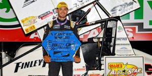 Larson Wires All Stars at 81 Speedway