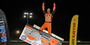 Zearfoss Aces All Stars at Ardmore