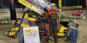 Reutzel Takes All Star Points Lead into Four-Race Pennsylvania Swing
