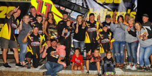 Blurton Wires the Field in Belleville 305 Nationals Preliminary Feature!