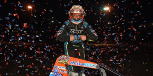 The Macho Man Back on Top with Putnamville Triumph