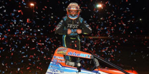 Bacon Carries Momentum into Pair of USAC Events
