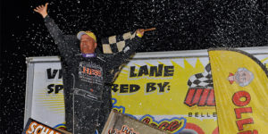 Dewease Banks $53K with Seventh Tuscarora 50 Victory!