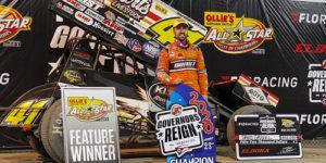 Gravel Reigns for $52K Win at Eldora