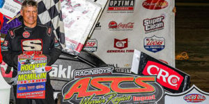 Mark Smith Tops Hockett/McMillin Memorial Opener