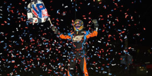 Windom Takes USAC Points Lead with Bloomington Triumph