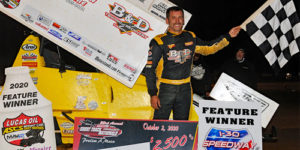 Hagar Wins Again in Short Track Nationals Prelim at Hammer Hill