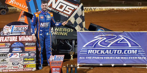 Stenhouse Scores in USCS Battle at the Beach Prelim