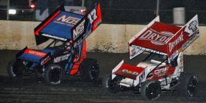 Sheldon Magnificent in World of Outlaws Win in Mississippi